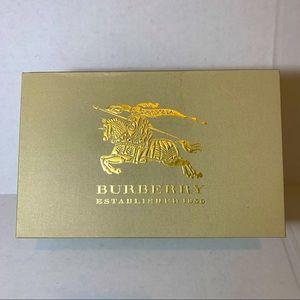 Small BURBERRY Box